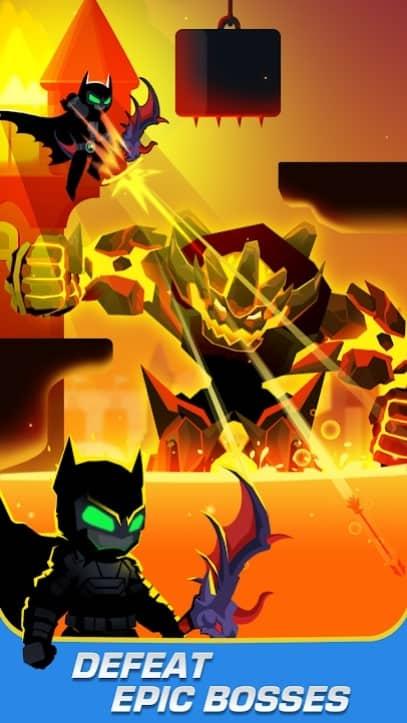 Stick Heroes: Arrow Master скачать