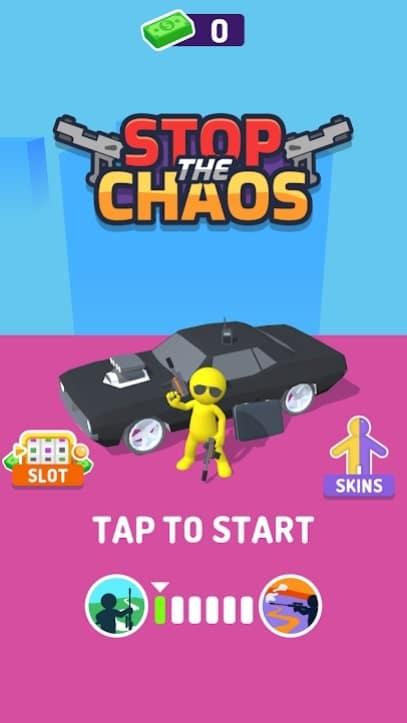Stop The Chaos андроид