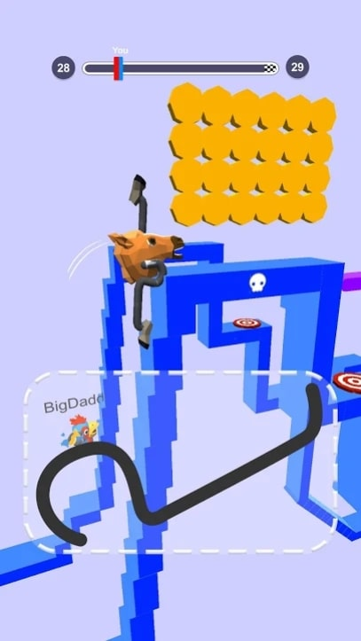 Wall Crawler андроид