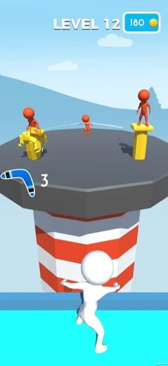 Boomerang Snipe 3d андроид