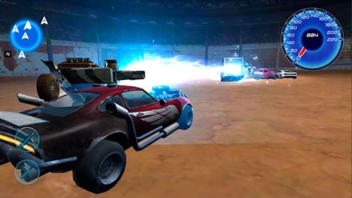 Car Destruction Shooter андроид