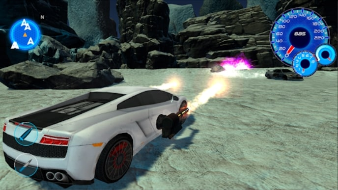 Car Destruction Shooter мод
