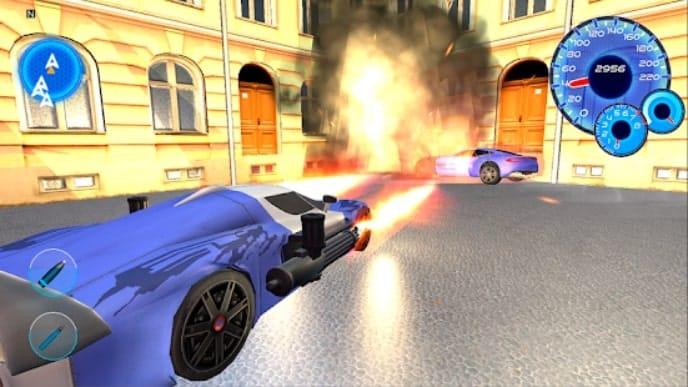 Car Destruction Shooter скачать