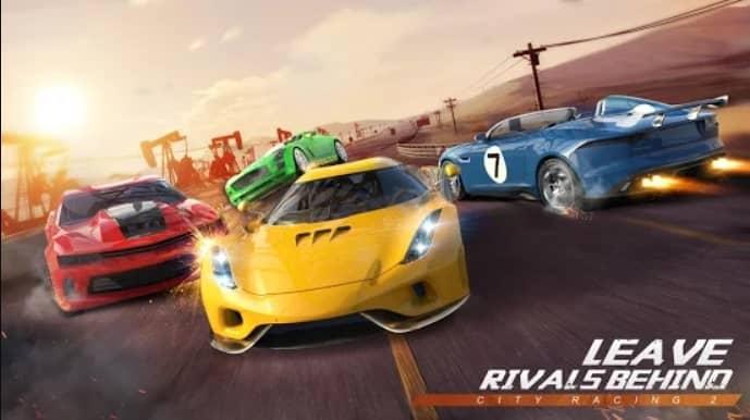 City Racing 2 читы