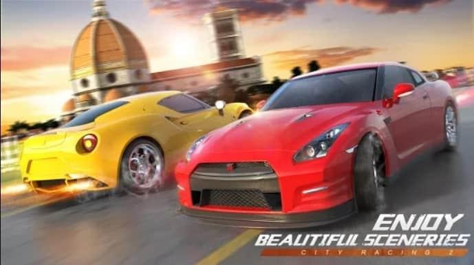 City Racing 2 мод