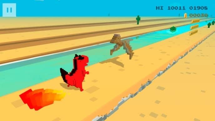 Dino 3D читы