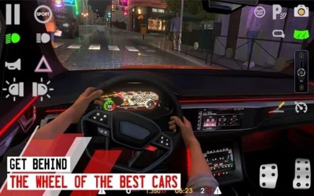 Driving School Sim читы