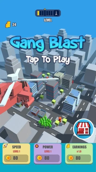 Gang Blast андроид