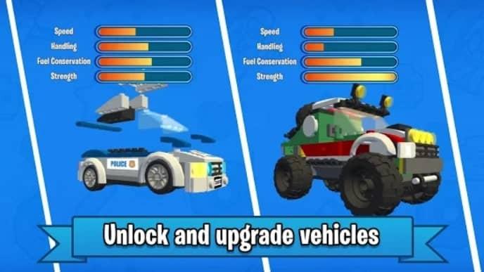 LEGO Racing Adventures читы