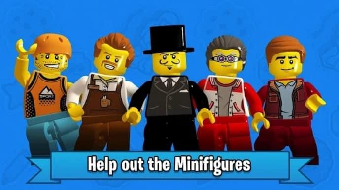 LEGO Racing Adventures мод