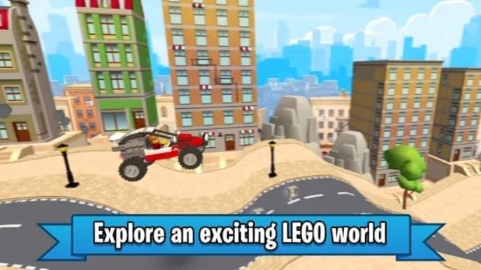 LEGO Racing Adventures скачать