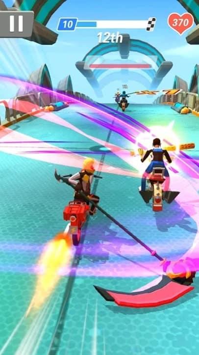 Racing Smash 3D андроид