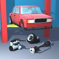 Ретро гараж взлом