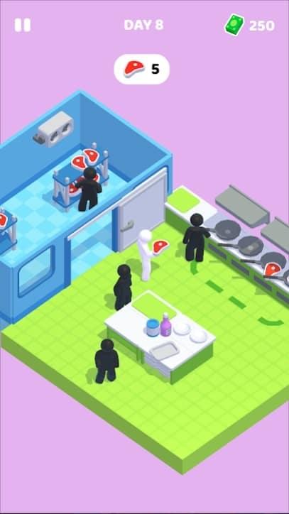 Staff! - Job Game андроид