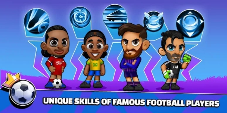 Super Soccer 3V3 читы