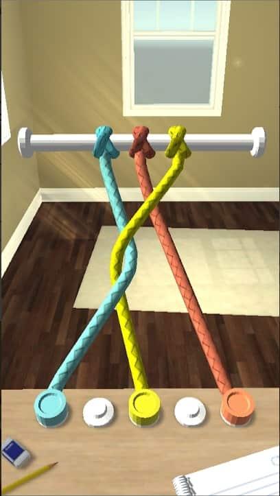 Tangle Guru 3D мод