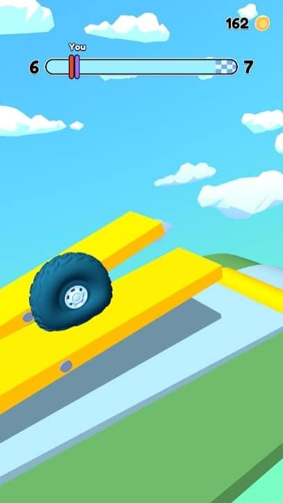 Wheel Race андроид