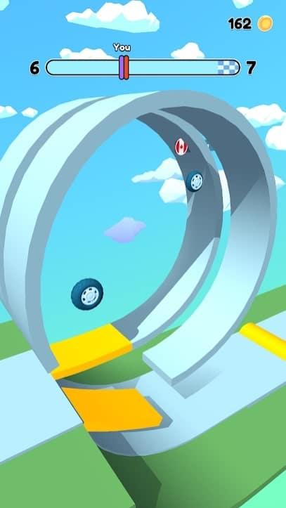 Wheel Race скачать
