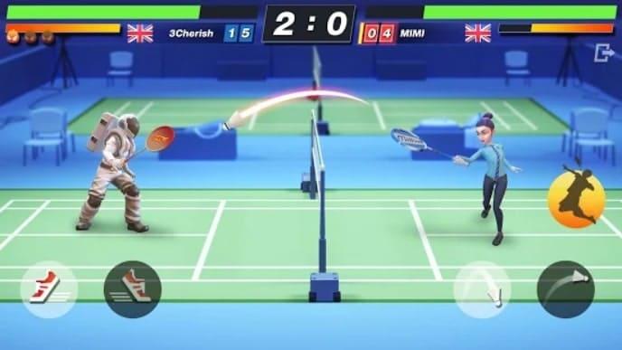 Badminton Blitz читы