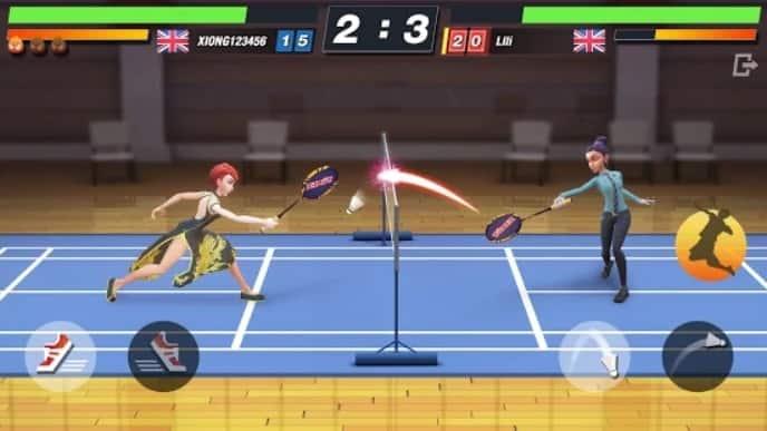 Badminton Blitz скачать