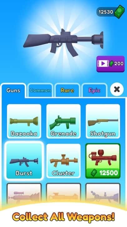 Bazooka Boy мод