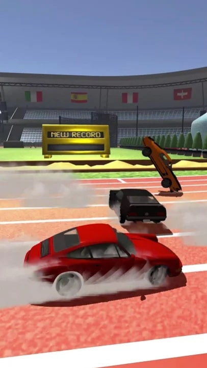 Car Summer Games 2020 мод