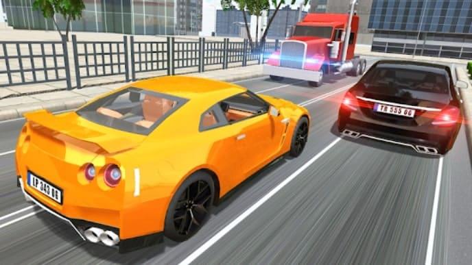 City Car Driving Racing Game андроид