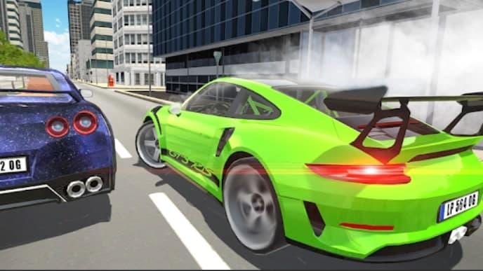 City Car Driving Racing Game читы