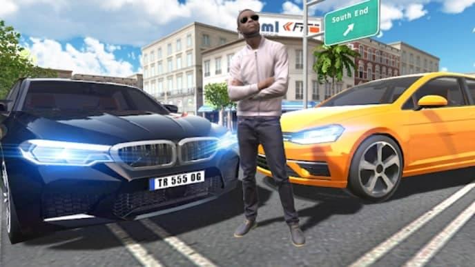 City Car Driving Racing Game скачать