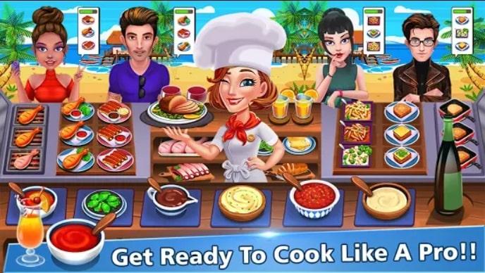Cooking Chef андроид
