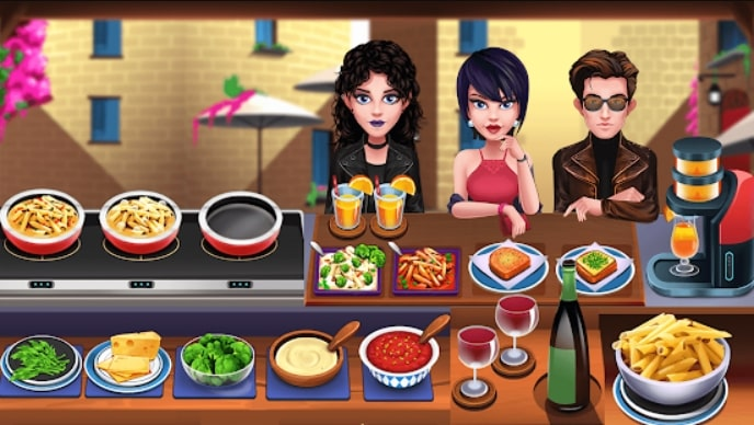 Cooking Chef читы