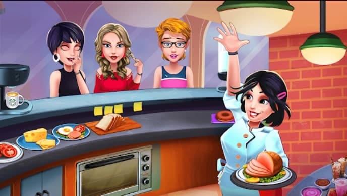Cooking Chef скачать