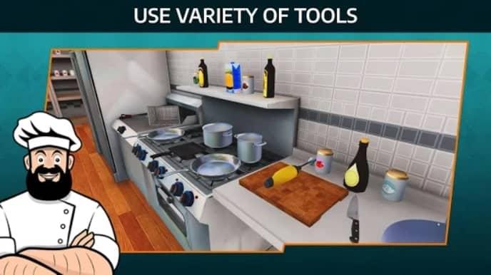 Cooking Simulator Mobile андроид