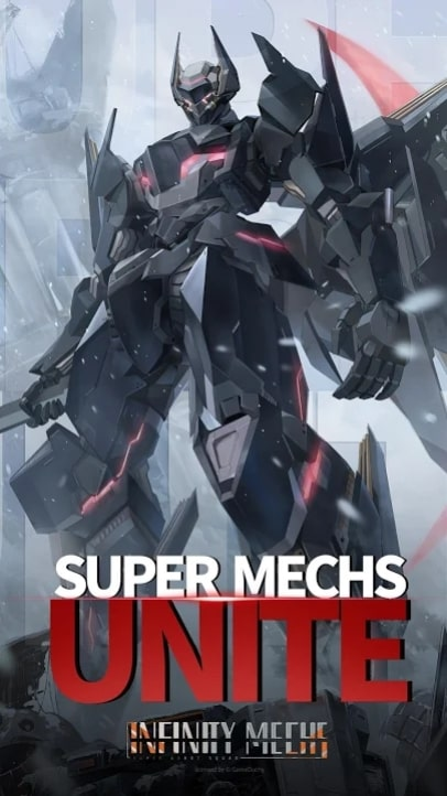 Infinity Mechs андроид