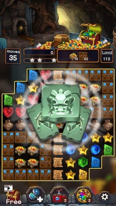 Jewel Mine Quest андроид
