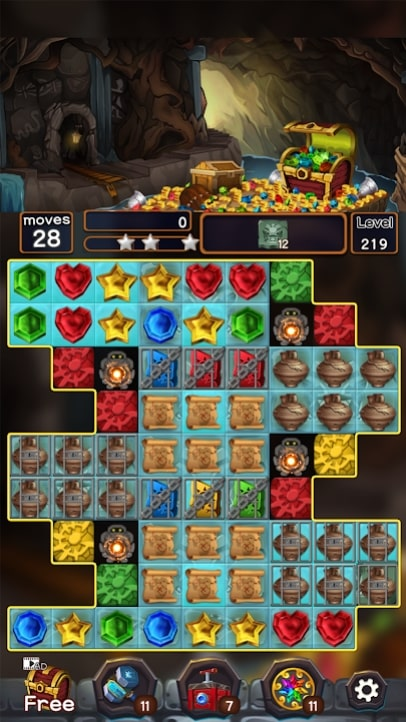 Jewel Mine Quest скачать