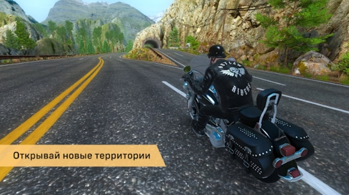 Outlaw Riders мод