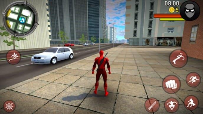 POWER SPIDER андроид