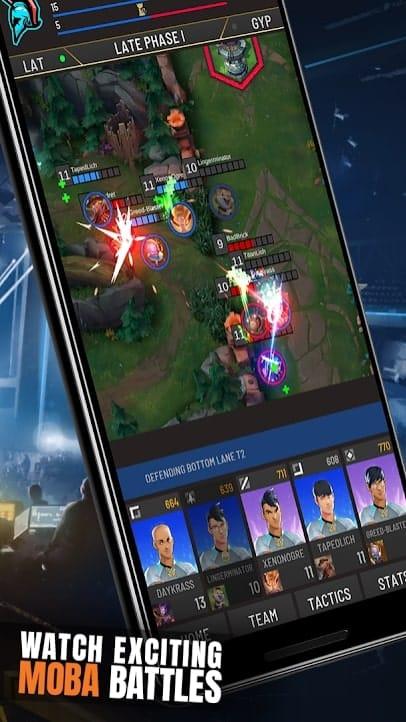 RIVALS Esports Manager андроид