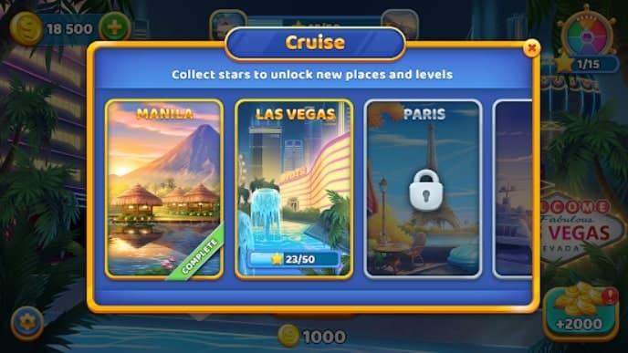 Solitaire Cruise андроид