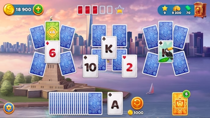 Solitaire Cruise мод