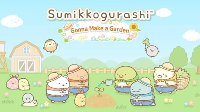 Sumikkogurashi Farm андроид