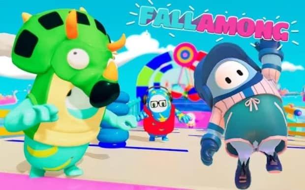 Tiny Fall Among Bros 3D андроид