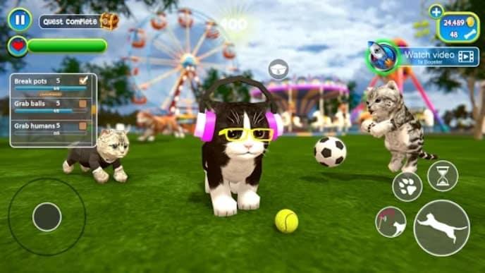 Virtual Cat Simulator читы