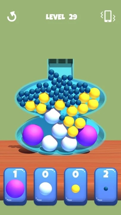 Ball Fit Puzzle читы