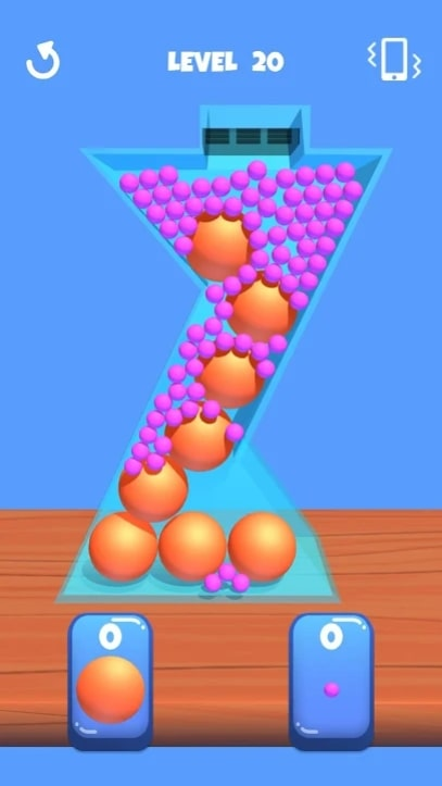 Ball Fit Puzzle мод