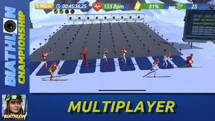 Biathlon Championship мод