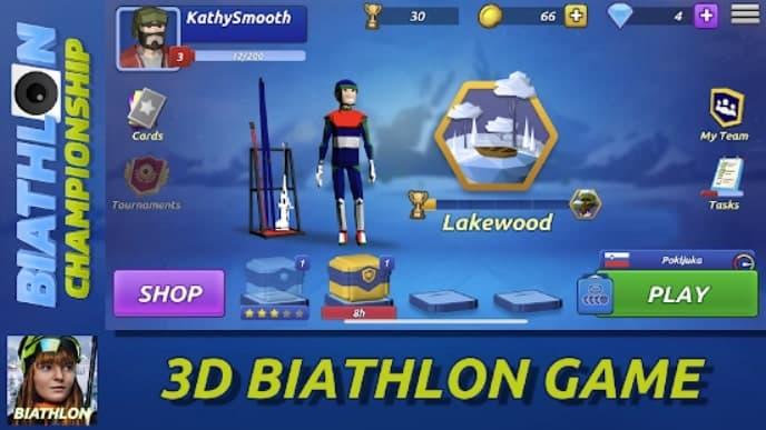 Biathlon Championship скачать