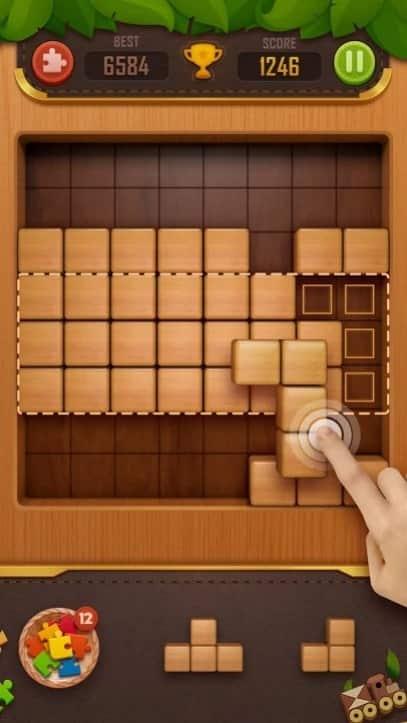 Block Jigsaw Puzzle скачать
