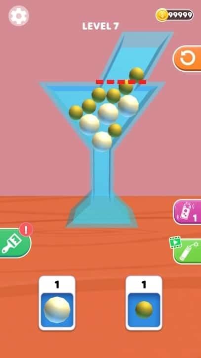Bottle Ball андроид